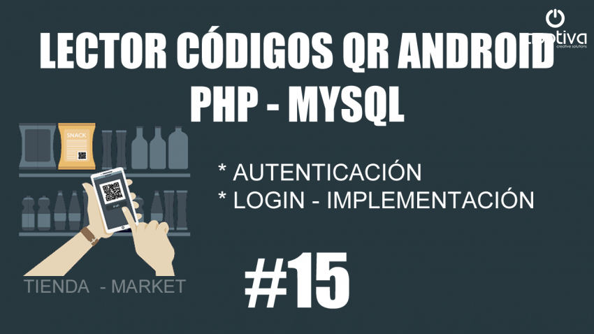 Implementación del sistema Login
