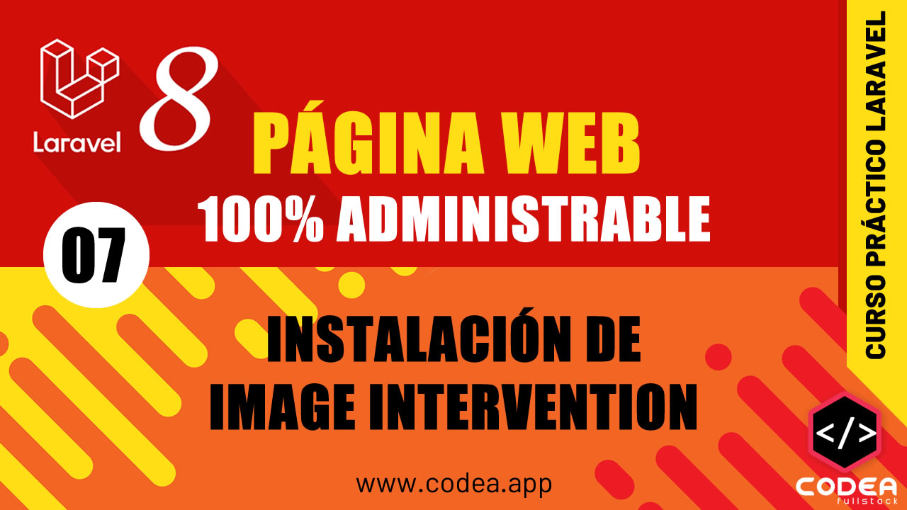 Instalación de Image Intervention