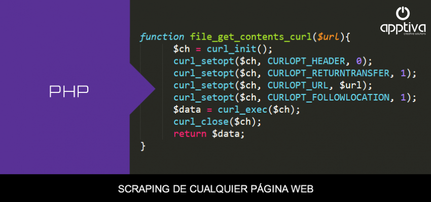 Cómo hacer un scraping de cualquier página web con PHP | PHP